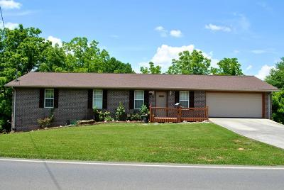 Seymour Single Family Home For Sale: 806 West Union Valley Rd
