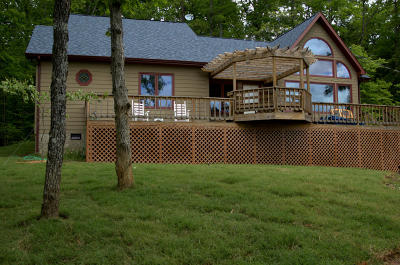 Sevierville Single Family Home For Sale: 3709 Harris Mountain Way