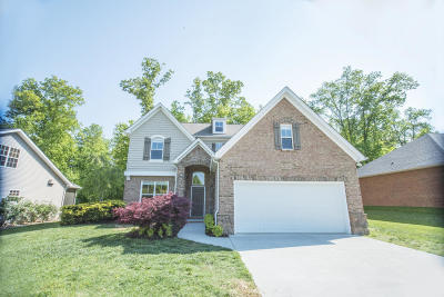 Lenoir City Single Family Home For Sale: 307 Garnet Hill Drive