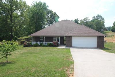 Greenback Single Family Home For Sale: 1332 Houston Springs Rd