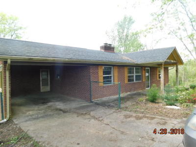 Greenback Single Family Home For Sale: 4813 Salem Rd