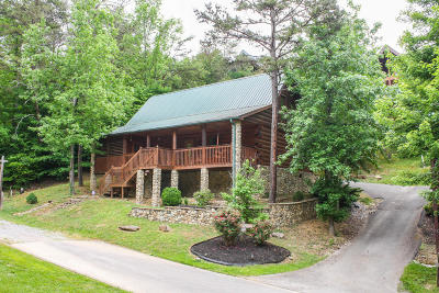 Pigeon Forge Single Family Home For Sale: 2530 Peppercorn Way