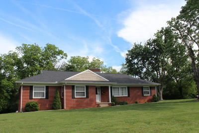 Maryville Single Family Home For Sale: 2148 Old Niles Ferry Rd