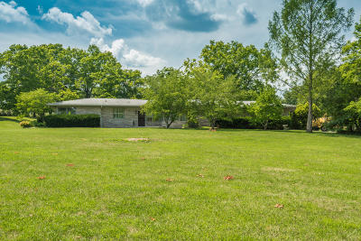 Knox County Single Family Home For Sale: 4821 Tazewell Pike