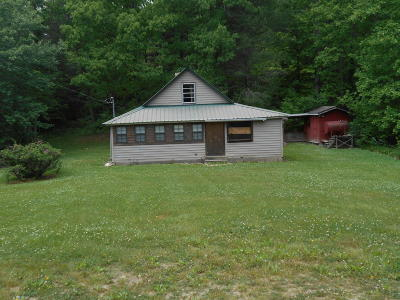 Tellico Plains Single Family Home For Sale: 363 McJunkin Rd