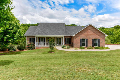 Maryville Single Family Home For Sale: 3857 Valentine Rd