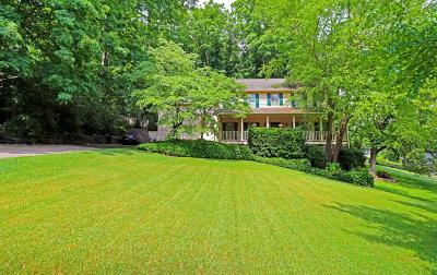Knox County Single Family Home For Sale: 1714 Split Ridge Rd