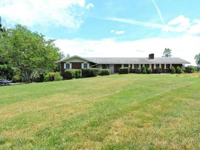 Knoxville Single Family Home For Sale: 816 NW Chateaugay Rd