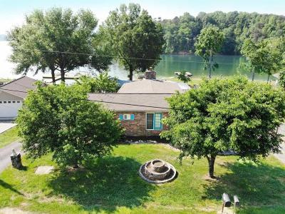 Dandridge Single Family Home For Sale: 2181 Riverview Drive