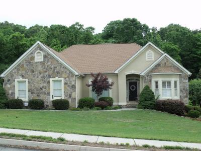 Knoxville Single Family Home For Sale: 5412 Kesterbrooke Blvd