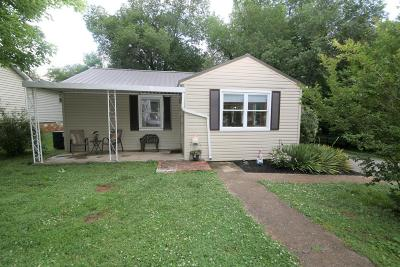 Maryville Single Family Home For Sale: 408 Douglas Ave