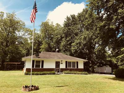 Knoxville Single Family Home For Sale: 705 Wooddale Church Rd