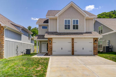 Knoxville Single Family Home For Sale: 3148 Bakertown Station Way