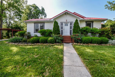 Maryville Single Family Home For Sale: 213 Waller Ave