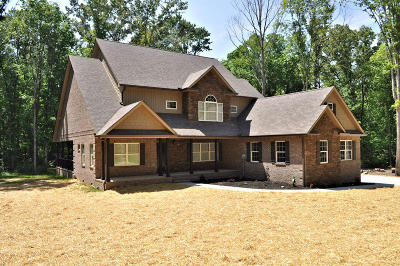Sevierville Single Family Home For Sale: 629 Topside Drive