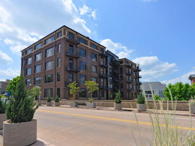 Knox County Condo/Townhouse For Sale: 1060 Worlds Fair Park Drive #12