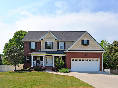 Knoxville Single Family Home For Sale: 5205 Trumpet Vine Lane