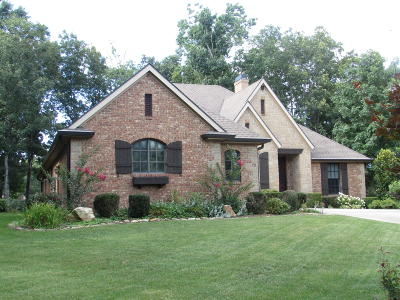 Fairfield Glade Single Family Home For Sale: 131 Mountain View Drive