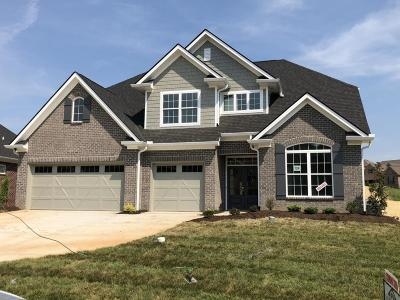 Knox County Single Family Home For Sale: Lot 124 Lakehurst Ln