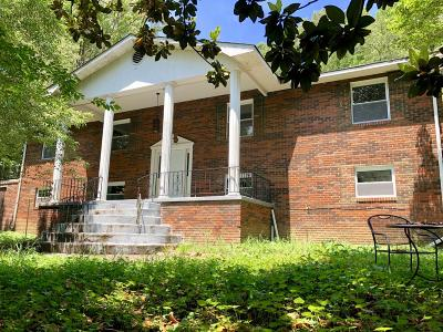 Heiskell Single Family Home For Sale: 179 Davidson Hollow Rd