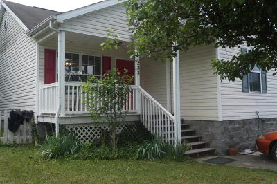 Knoxville Single Family Home For Sale: 222 E Caldwell Ave