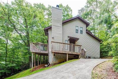 Gatlinburg Single Family Home For Sale: 1434 N Arbon Lane
