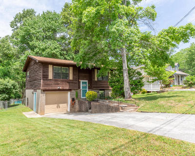 Knoxville Single Family Home For Sale: 1503 Woodpointe Drive