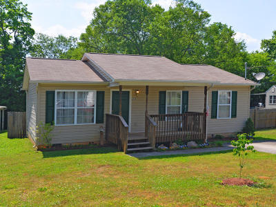 Knoxville Single Family Home For Sale: 2319 Bradford St