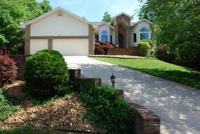 Fairfield Glade Single Family Home For Sale: 119 Motthaven Drive