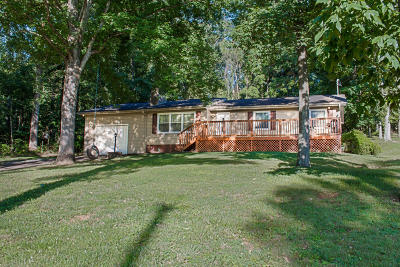 Knoxville Single Family Home For Sale: 720 Knight Rd