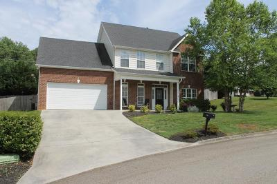 Knoxville Single Family Home For Sale: 1300 Wyoming Lane