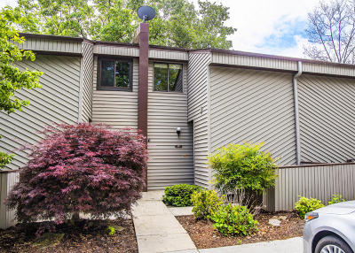 Fairfield Glade Condo/Townhouse For Sale: 112 Lakeshore Circle #111