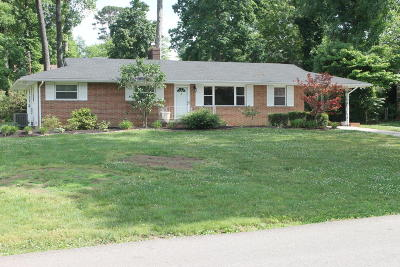 Knoxville TN Single Family Home For Sale: $165,000