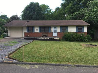 Knoxville Single Family Home For Sale: 7225 Meadowbrook Circle