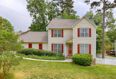 Knoxville Single Family Home For Sale: 8800 Quails Bend Lane