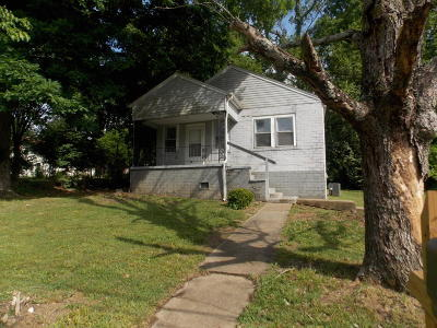 Knoxville TN Single Family Home For Sale: $45,900