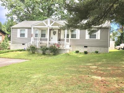Knoxville TN Single Family Home For Sale: $159,000