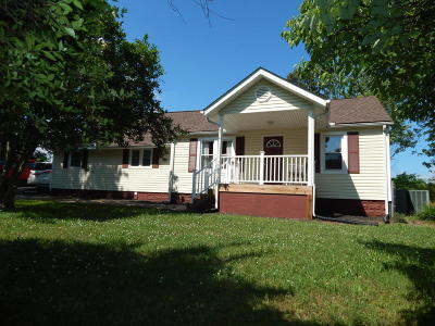 Maryville Single Family Home For Sale: 214 Willis Rd
