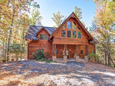 Gatlinburg Single Family Home For Sale: 828 Pinnacle Vista Rd