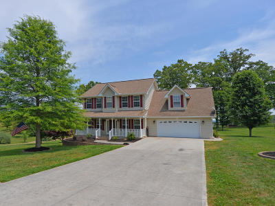 Grainger County Single Family Home For Sale: 477 Chadwick Way