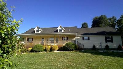 Single Family Home For Sale: 435 Davis Chapel Rd