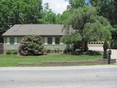 Fairfield Glade Single Family Home For Sale: 143 Norcross Rd