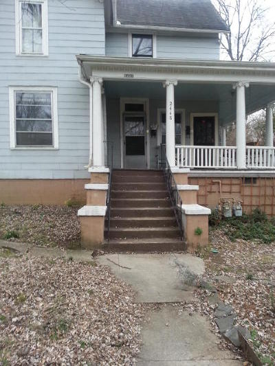 Knoxville Multi Family Home For Sale: 2448 Jefferson Ave