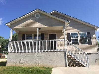 Knoxville TN Single Family Home For Sale: $113,000