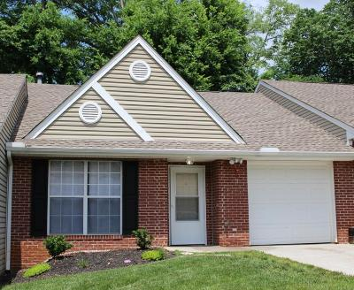 Knoxville TN Condo/Townhouse For Sale: $128,000