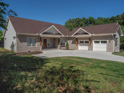 Kahite, Kahite Of Tellico Village, Kahite Tellico Village, Kahitie, Kathite, Tellico Village Single Family Home For Sale: 515 Gohi Tr