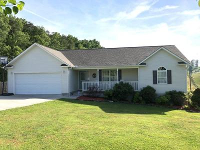 Single Family Home For Sale: 1455 Sugar Hollow Rd