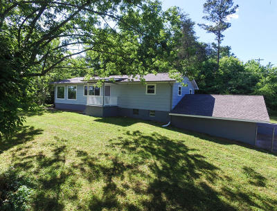 Sweetwater Single Family Home For Sale: 830 Oakland Rd