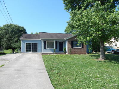 Knoxville TN Single Family Home For Sale: $154,900