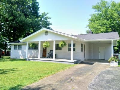 Knoxville TN Single Family Home For Sale: $165,500